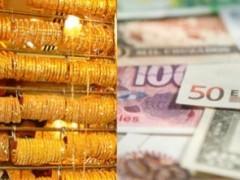أسعار الذهب وصرف العملات مقابل الريال اليمني ليوم الأربعاء 24-08-2016.