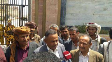 استمرار الحملة الوطنية لدعم البنك المركزي في عدد من المناطق اليمنية.