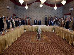 شاهد | مراحل الاتفاق السياسي بين القوى الوطنية
