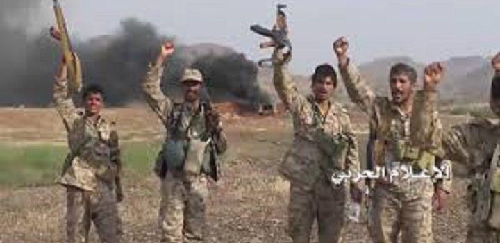 إنجازات الجيش واللجان الشعبية في جبهات الداخل خلال الـ 24 ساعة الماضية